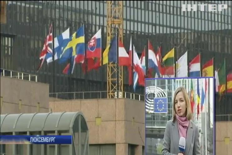 У Брюсселі погодили продовження санкцій проти РФ
