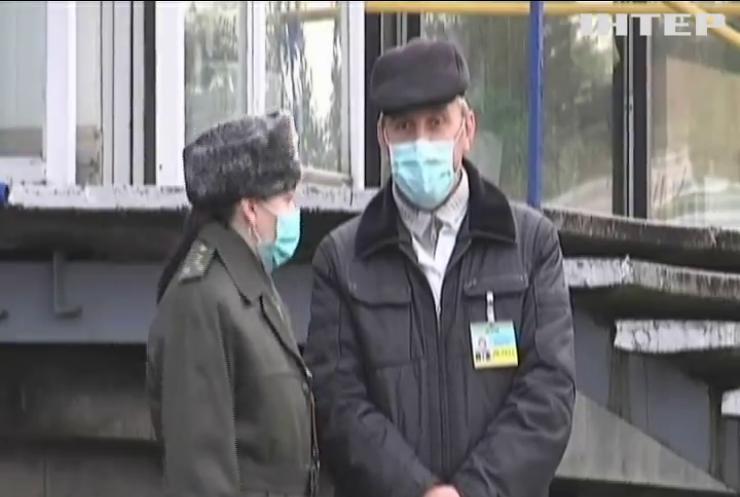 Евросоюз прекращает финансировать КПП на границе Украины