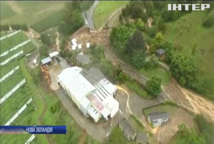 """Нову Зеландію атакує шторм """"Гіта"""""""