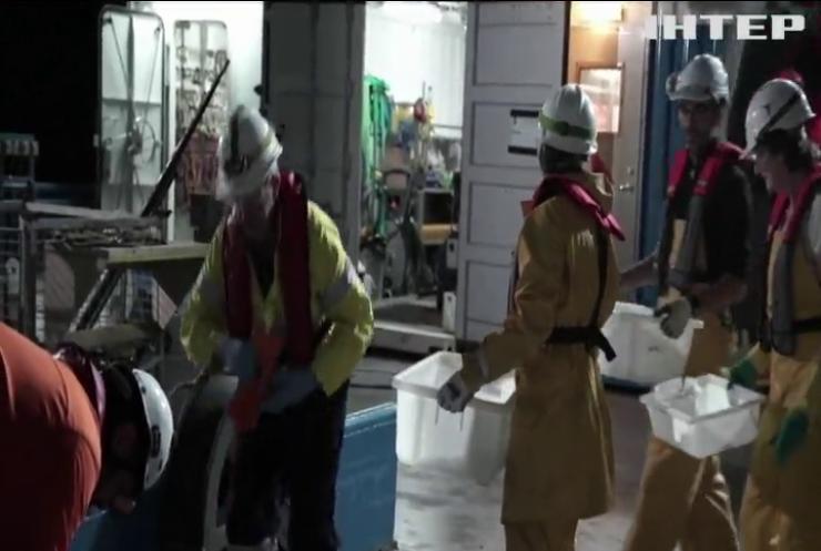 Австралійські вчені виловили в океані невідомих істот (відео)