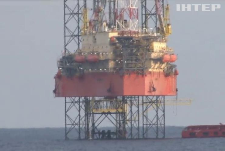 Росія спустошує родовища газу біля Криму