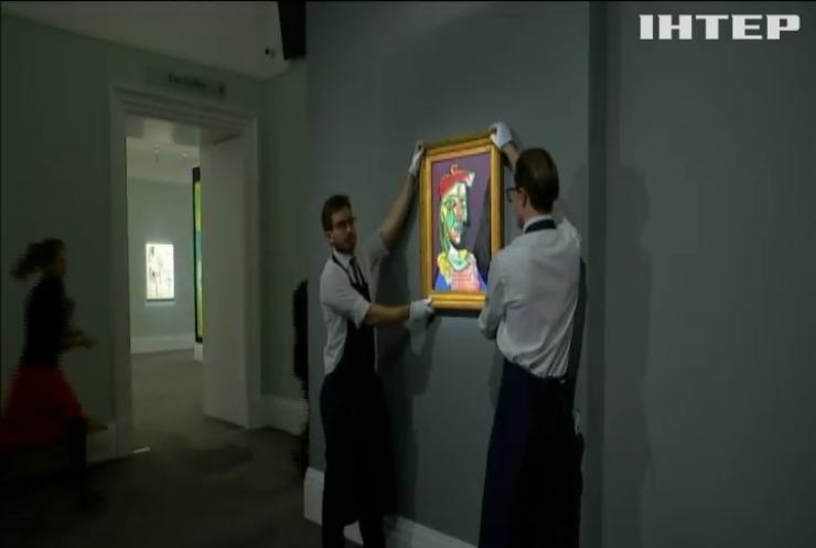 У Лондоні виставлять на продаж шедеври Пікассо