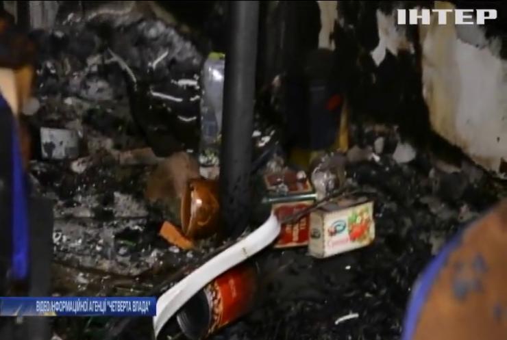 У Рівному зловмисник підпалив офіс місцевих ЗМІ
