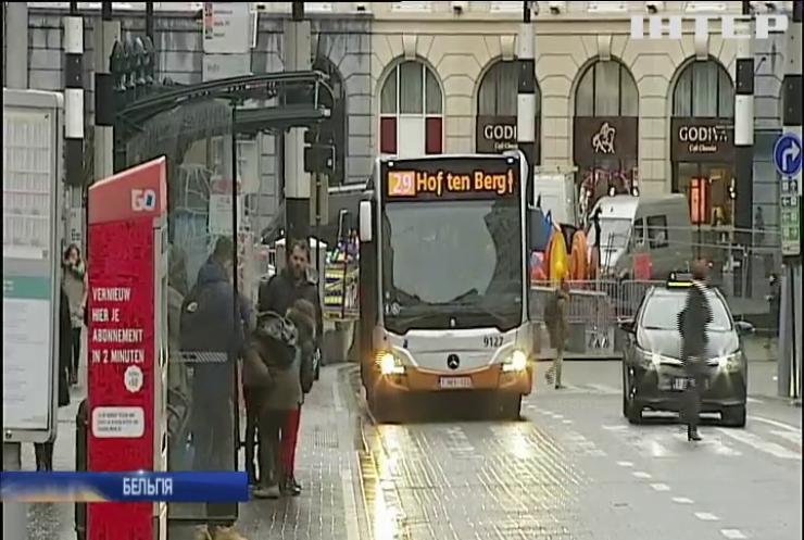 Щедрість від безвиході: громадський транспорт у Брюсселі зроблять безкоштовним