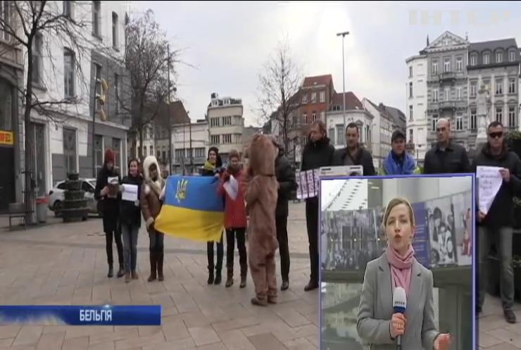 Європейцям нагадали про українських політв'язнів у Росії