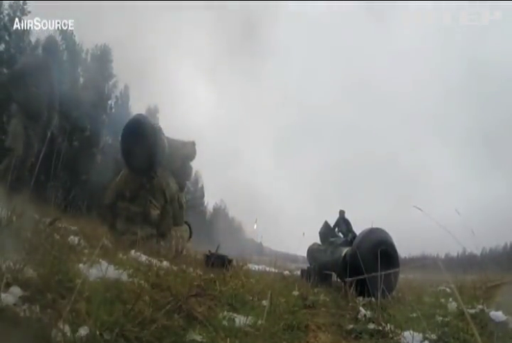"""США продадуть Україні протитанкові ракетні комплекси """"Джевелін"""""""