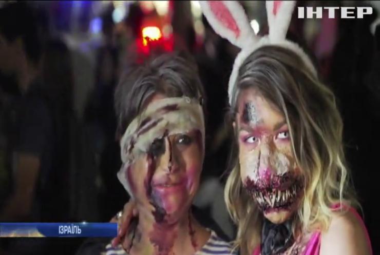 В Ізраїлі пройшов карнавал Пурим (відео)