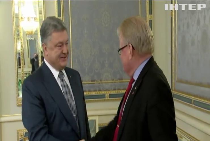 Швеція готова відправити миротворців на Донбас - Міноборони