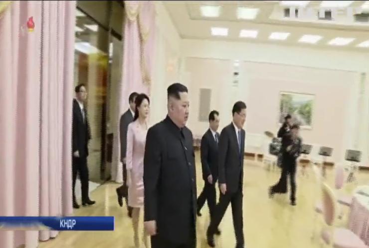 Кім Чен Ин погодився провести саміт двох Корей