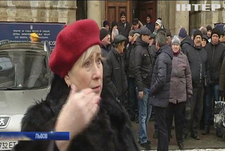 Во Львове призвали изменить закон о пересадке органов (видео)