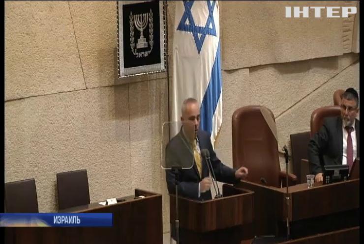 """Коалиционный кризис: """"Закон о призыве"""" вызвал раскол в правительстве Израиля"""
