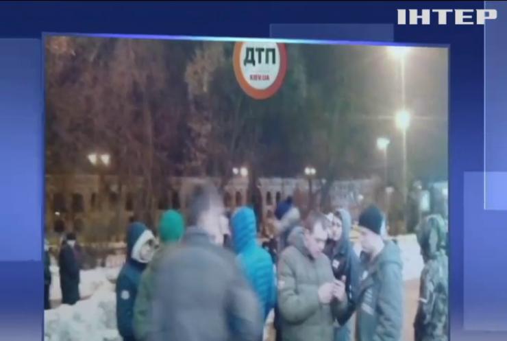 Полиция заявила о законности сноса МАФов на Подоле
