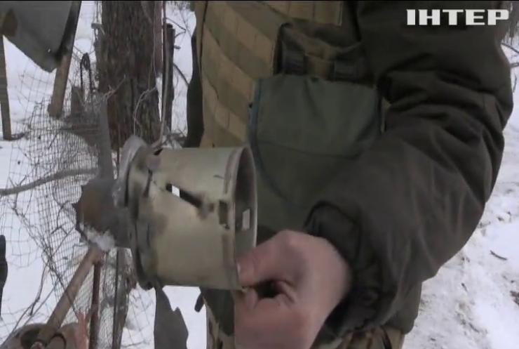На Донбасі від куль найманців постраждали двоє армійців