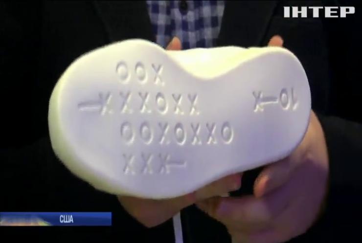 У США почали виробляти взуття з вуглекислого газу
