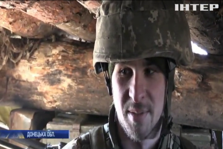 Війна на Донбасі: противник веде вогонь з мінометів