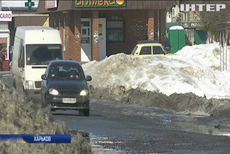 В Харьковской области пройдет масштабный ремонт дорог