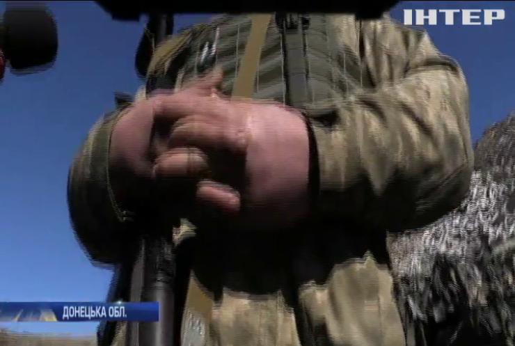Війна на Донбасі: ворог з гранатометів обстріляв Авдіївку