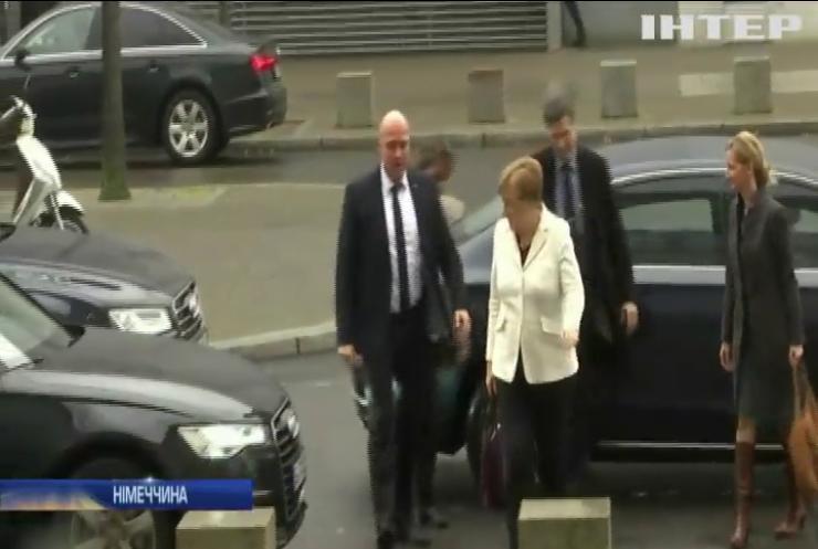 Ангела Меркель  залишиться на посаді канцлера Германії
