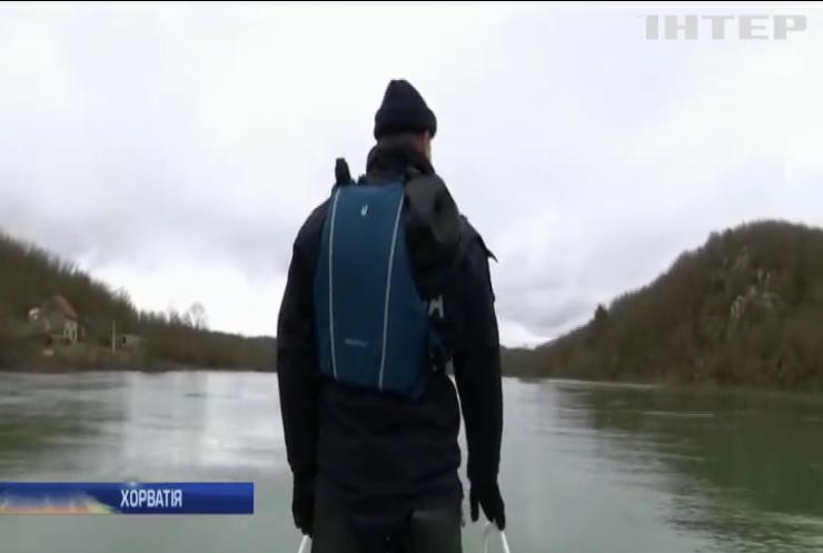 У Хорватії повінь: рівень води в регіонах підвищується щогодини