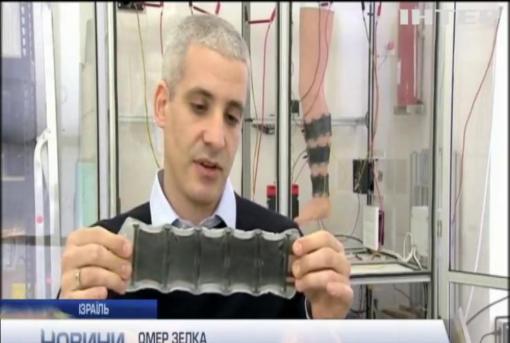 Вчені Ізраїлю створили смарт-шкарпетки