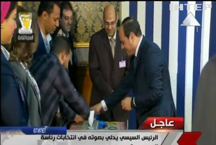 У Єгипті закінчують підраховувати виборчі бюлетені