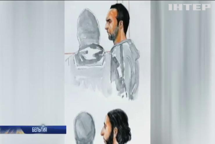 В Брюсселе судят подозреваемого в организации парижских терактов