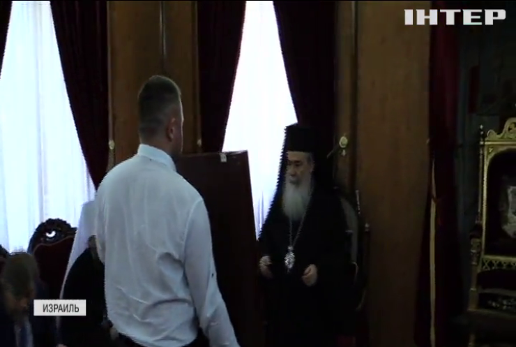 Пасха-2018: в Украину прибудет Благодатный огонь из Иерусалима