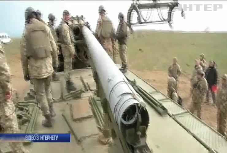 В Одеській області випробували українську ракету