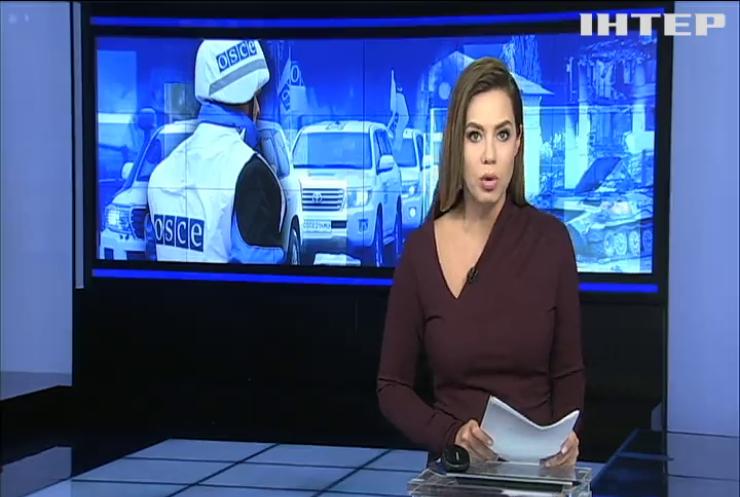 Спостерігачі ОБСЄ зафіксували на Луганщині ворожу бронетехніку