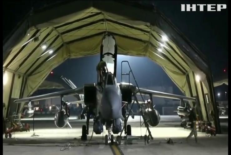 Война в Сирии: США нанесли ракетный удар по окрестностям Дамаска