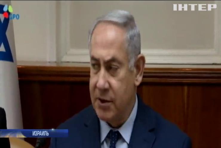 Удар по Сирии: Израиль поддержал действия союзников