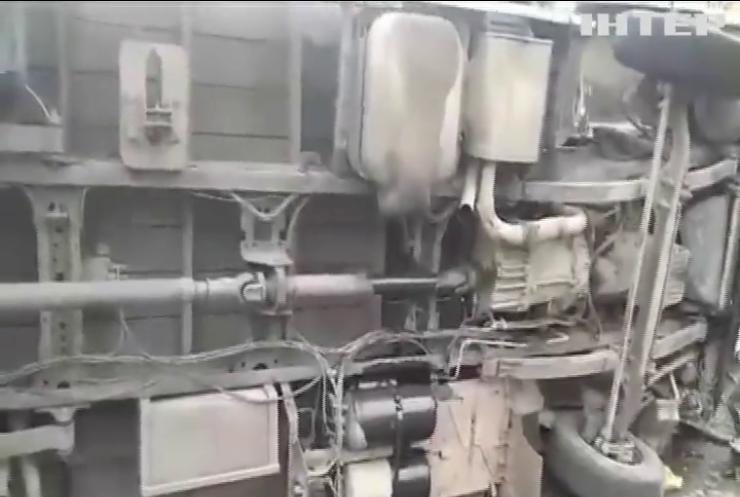 В Одесі у аварії постраждали 11 людей