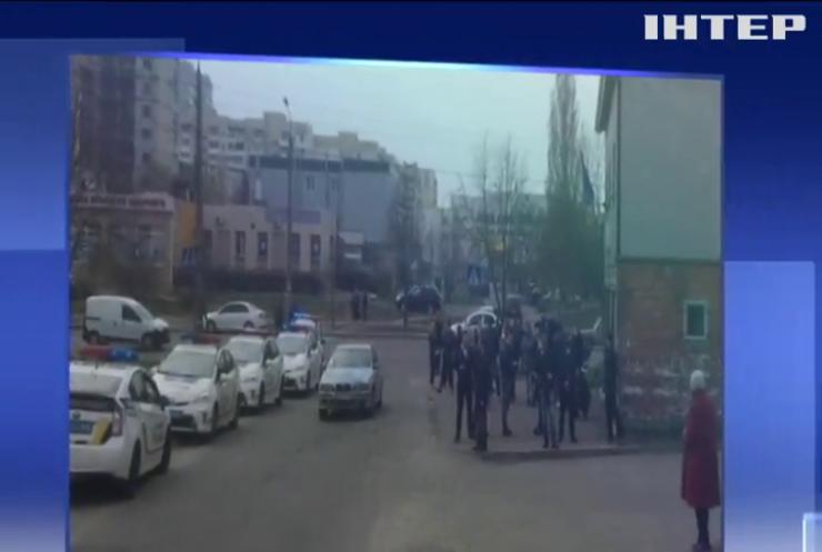 У Києві стріляли в гуртожитку переселенців