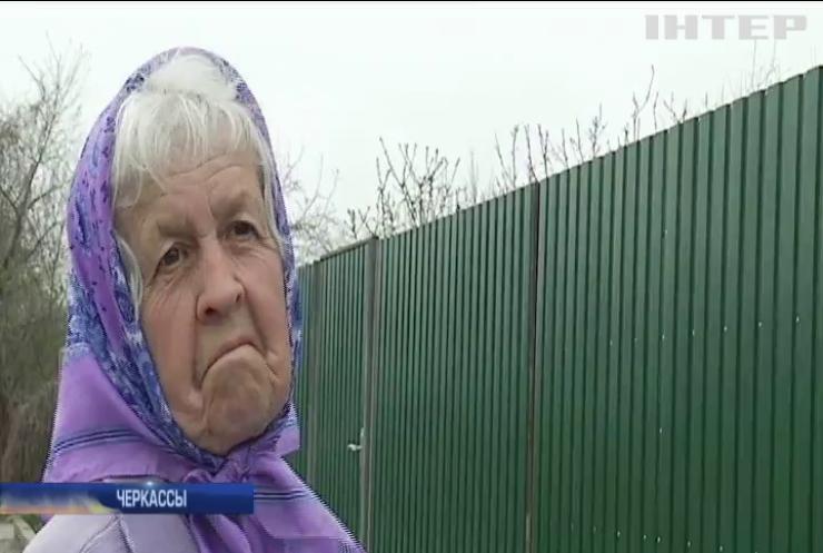 Скандал в Черкассах: ветеранам АТО выделили землю на бывшей свалке
