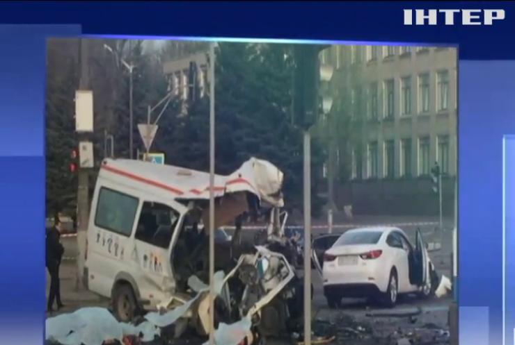Аварія у Кривому Розі: загинули семеро людей