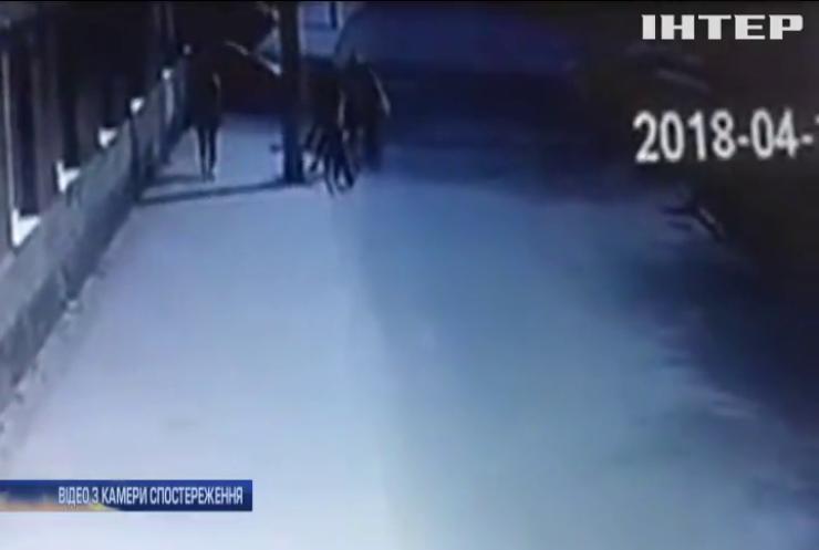 На Львівщині мотоцикліст протаранив натовп людей