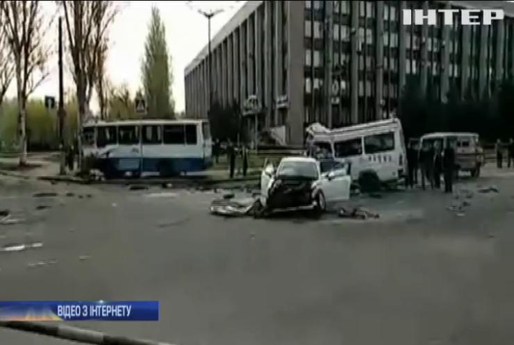 Аварія у Кривому Розі: у місті оголосили жалобу