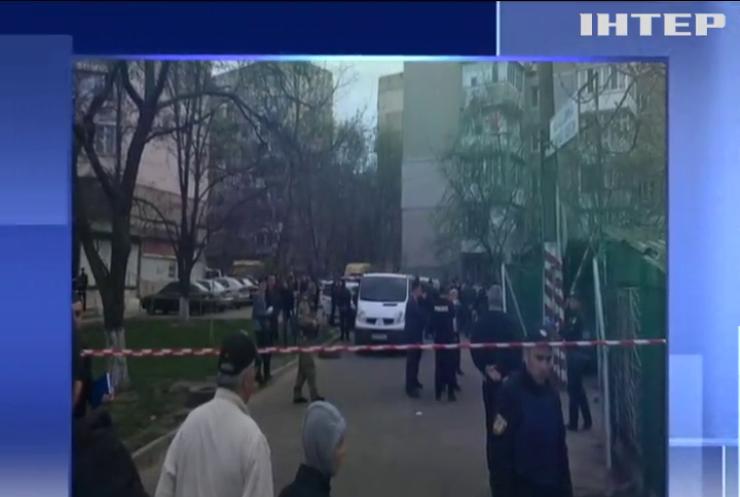 В Одессе напали на гаражный кооператив