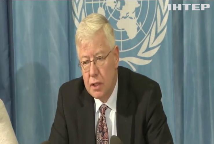 В ООН не хватает денег на помощь Донбассу - Волкер