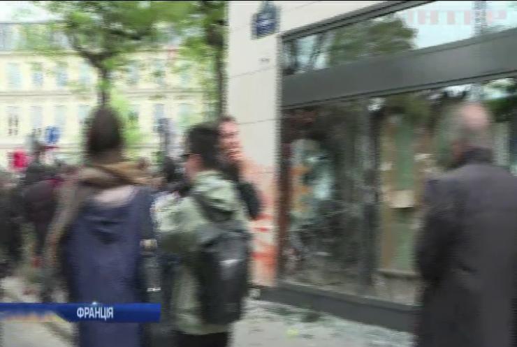 Заворушення у Парижі: поліція арештувала 276 людей