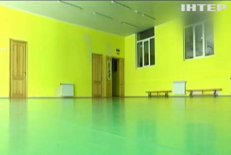У рівненській школі пофарбували спортзал отруйною фарбою