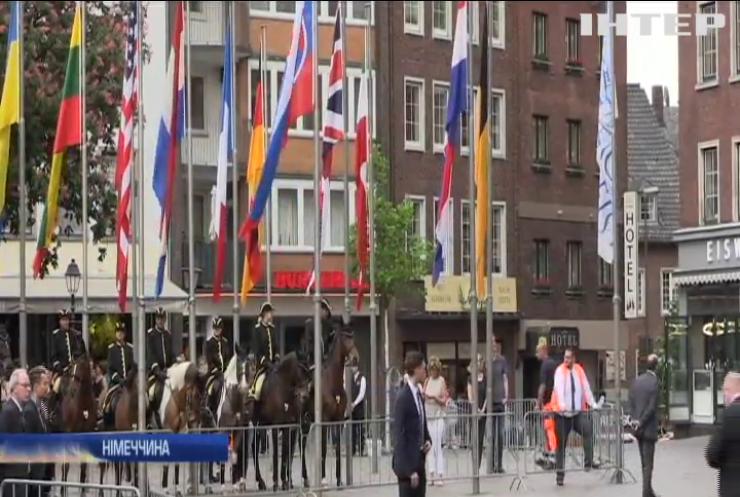 Лідери країн ЄС зустрінуться у нормандському форматі