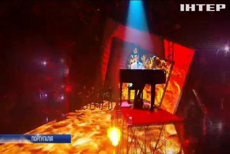 Євробачення-2018: український співак MELOVIN пройшов до фіналу конкурсу