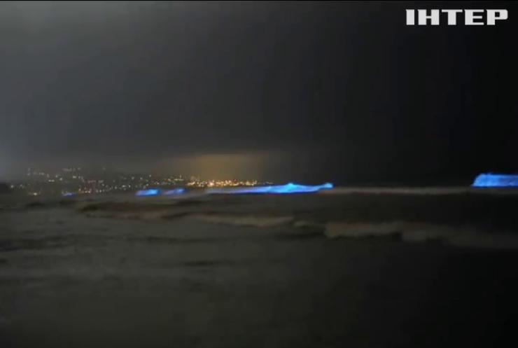 Жителі Каліфорнії спостерігали рідкісне природне явище (відео)