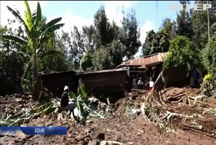 У Кенії через прорив дамби оголосили евакуацію