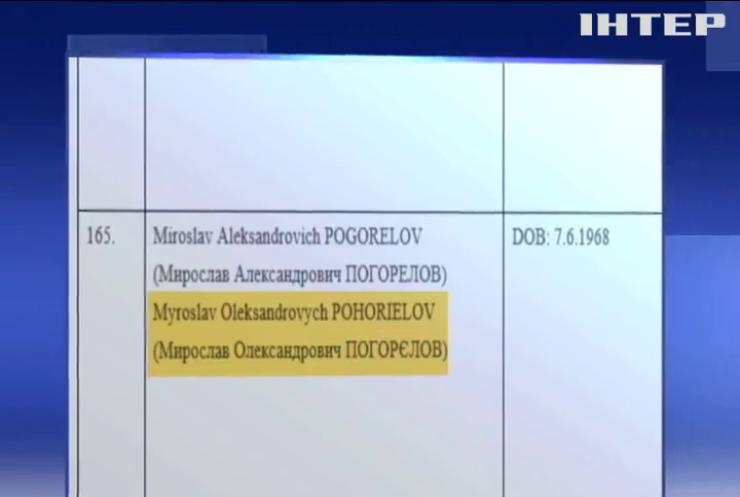 Євросоюз розширив санкції проти російських чиновників