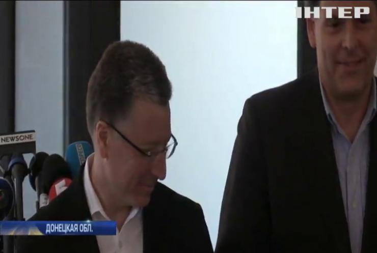 Курт Волкер прокомментировал ситуацию на Донбассе