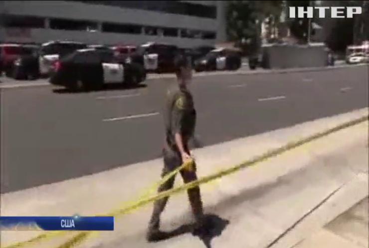 У Каліфорнії пролунав вибух у медичному центрі