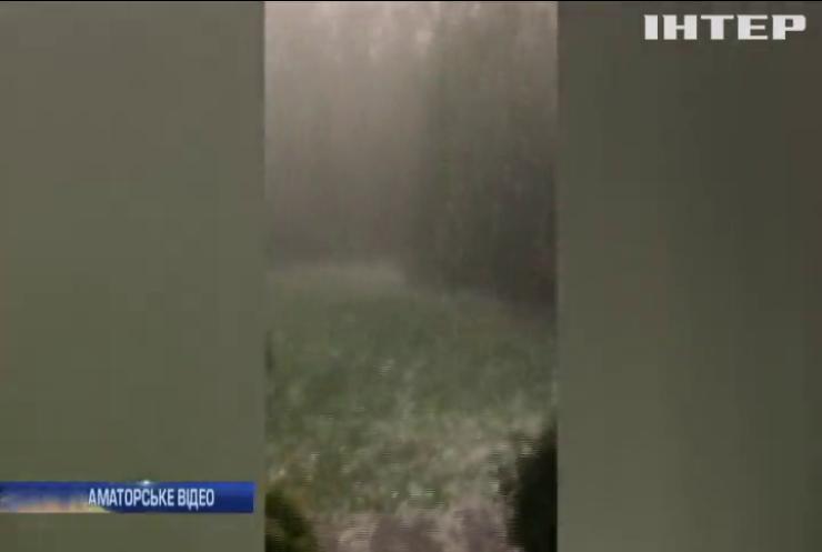 Потужний шторм вирує у декількох американських штатах