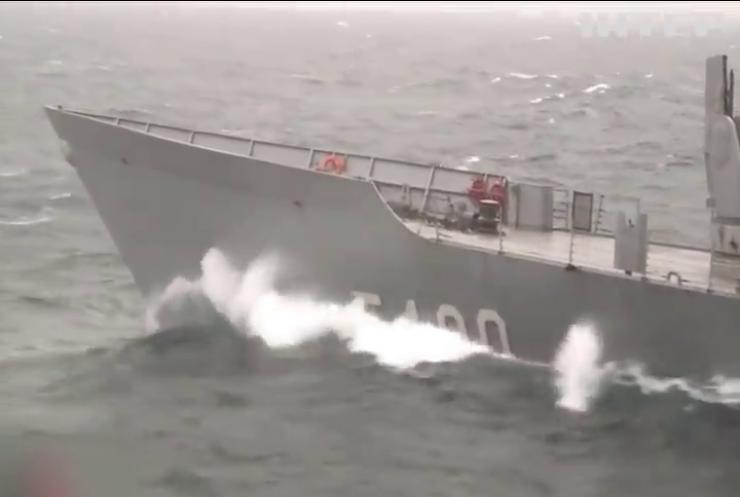У Грузії стартували військово-морські навчання НАТО